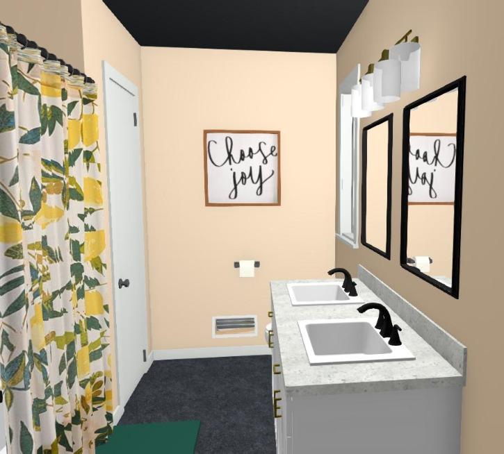 Children's Bathroom Remodel