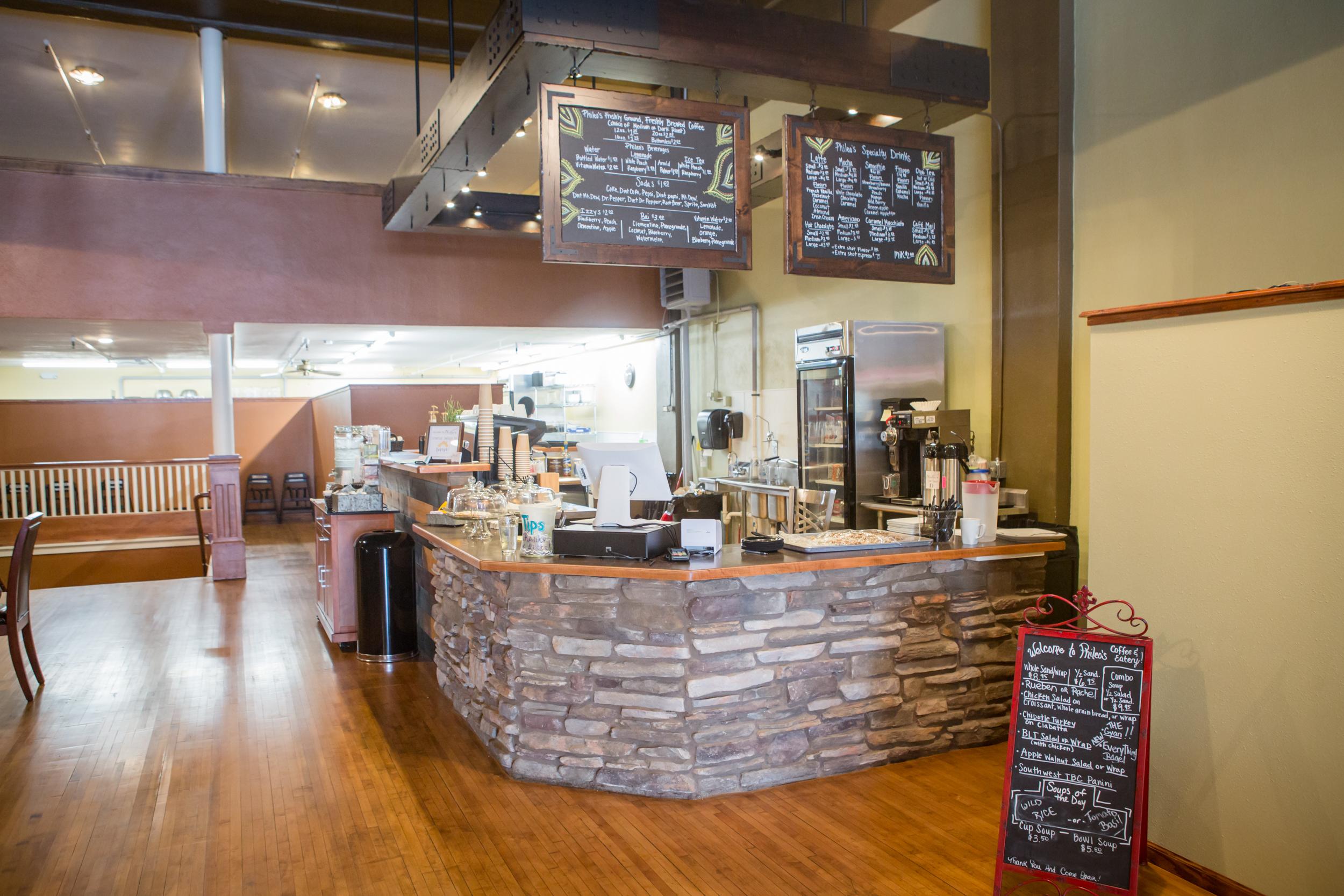 Phileo's Coffee & Eatery/Journey