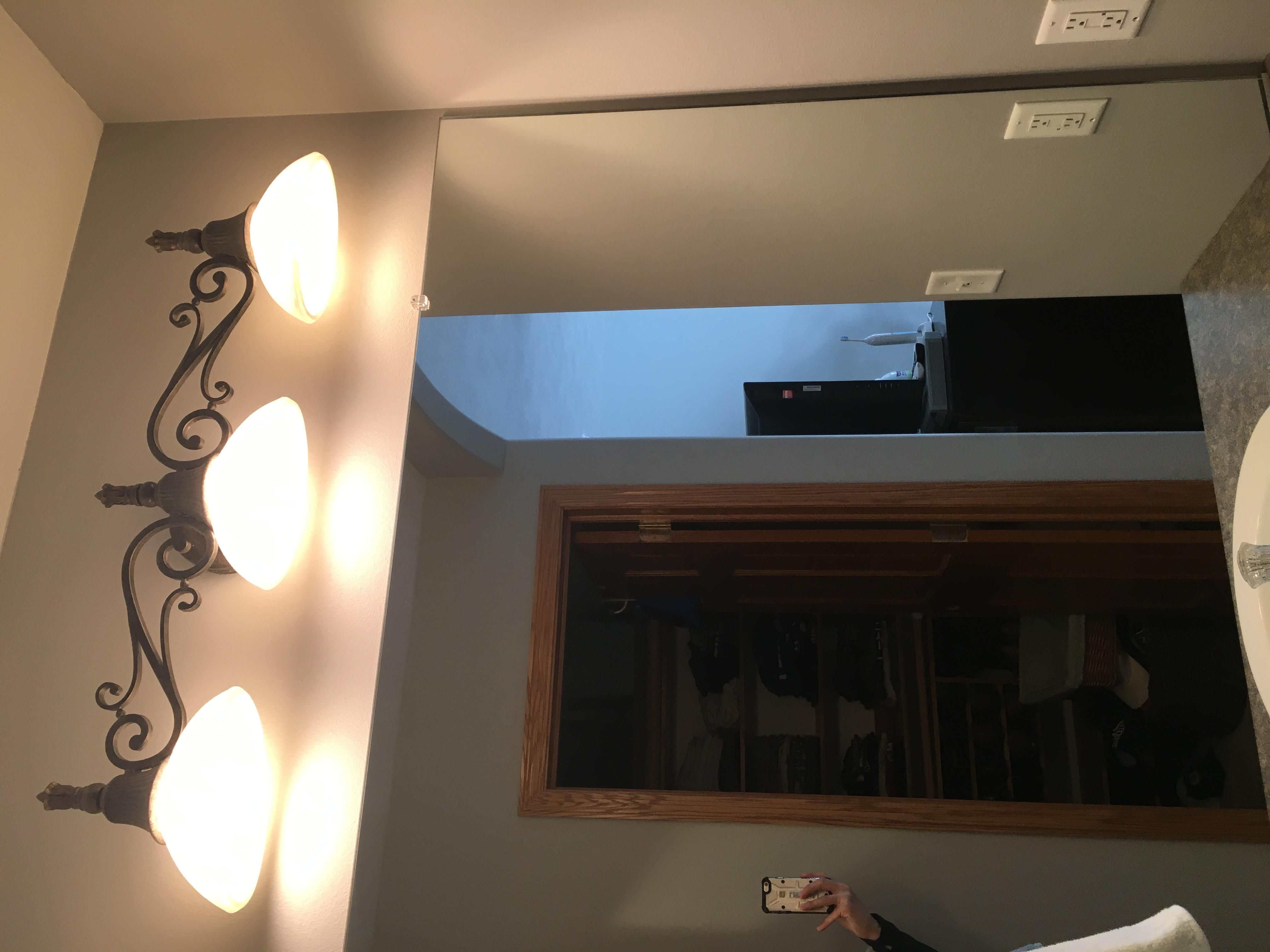 Farmhouse-Inspired Master Bathroom