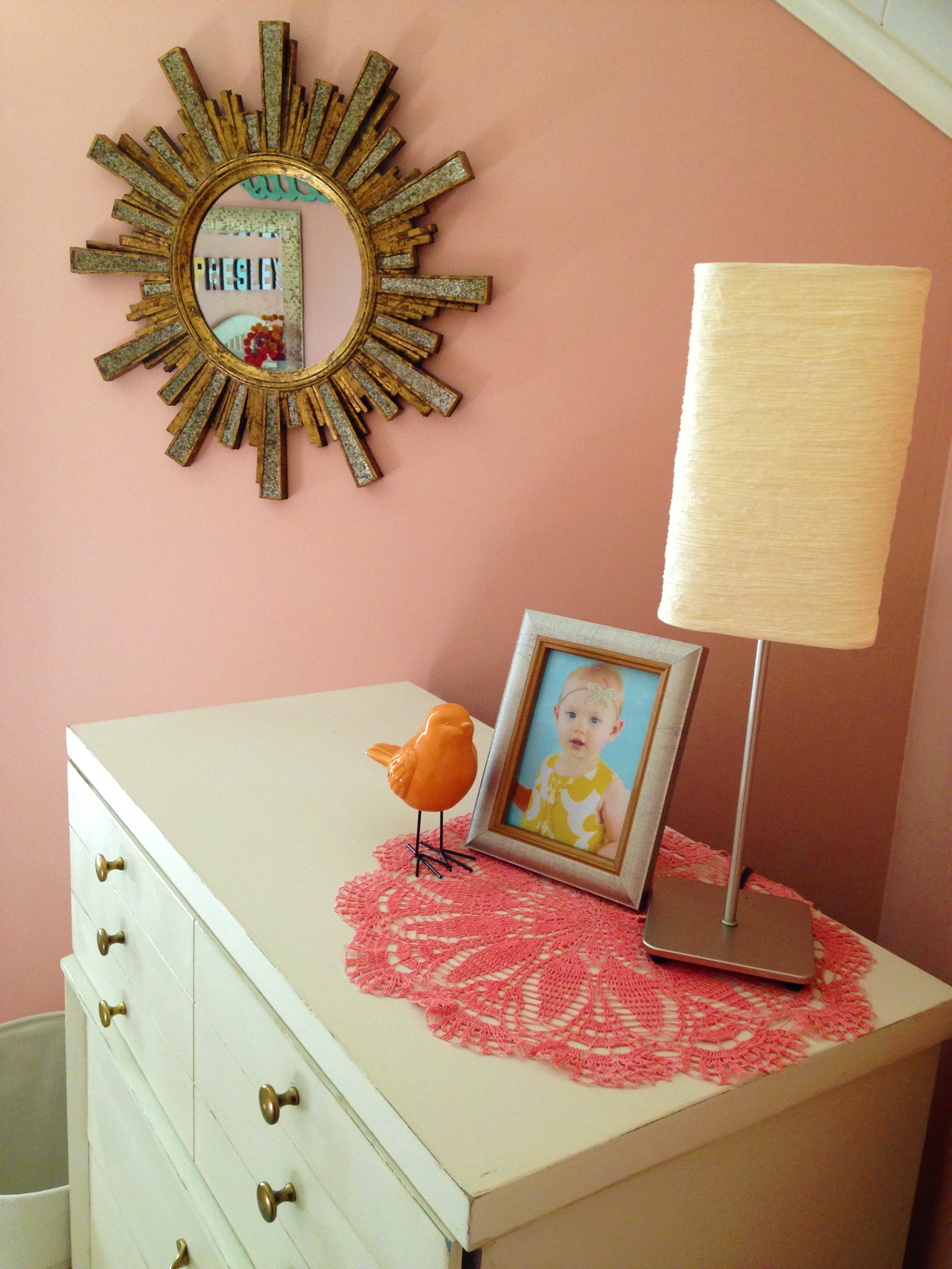 Presley's Bedroom - After