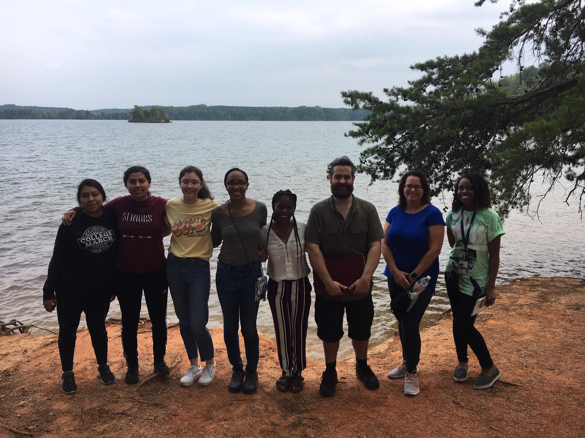 Salem College at Belews Lake