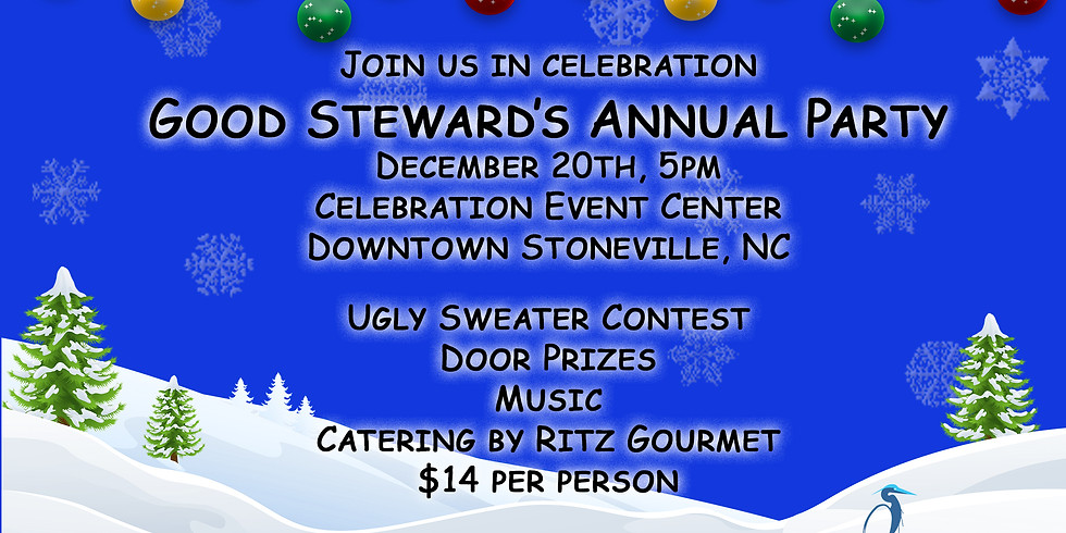 Good Stewards Annual Party