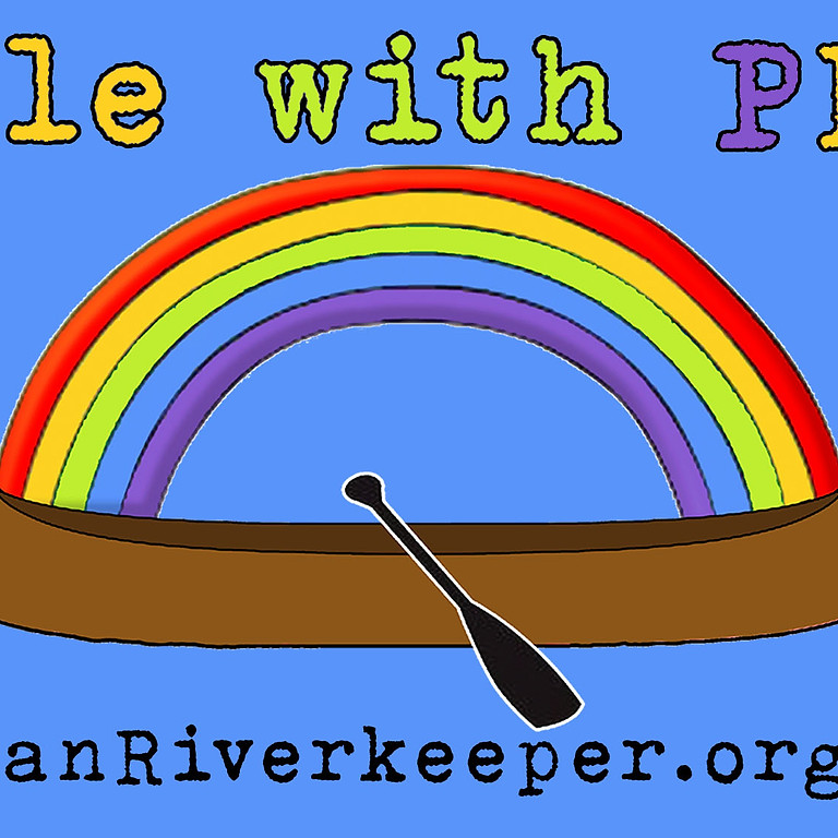 Paddle with PRIDE!