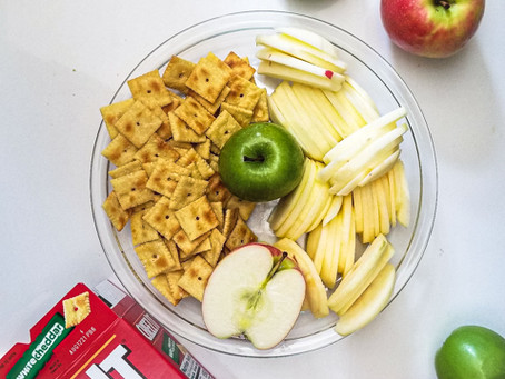 Cheez-It® Apple Pie