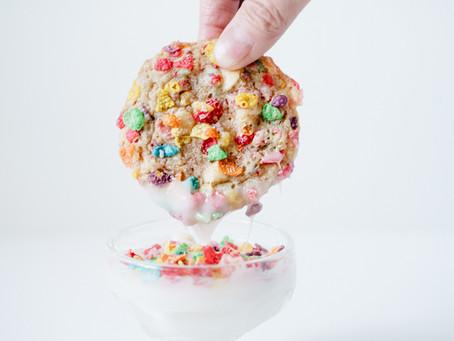 Fruity Pebbles™ Cereal Cookies