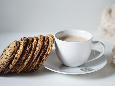 London Fog Earl Grey Cookies