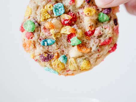 Fruity Pebbles™ Cereal Cookies
