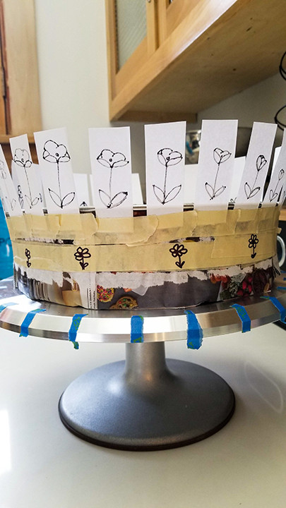 paper test zoetrope