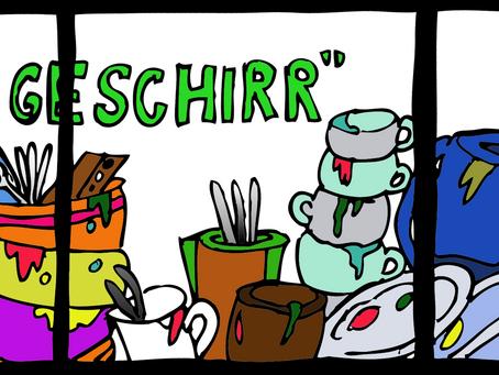 Das Geschirr
