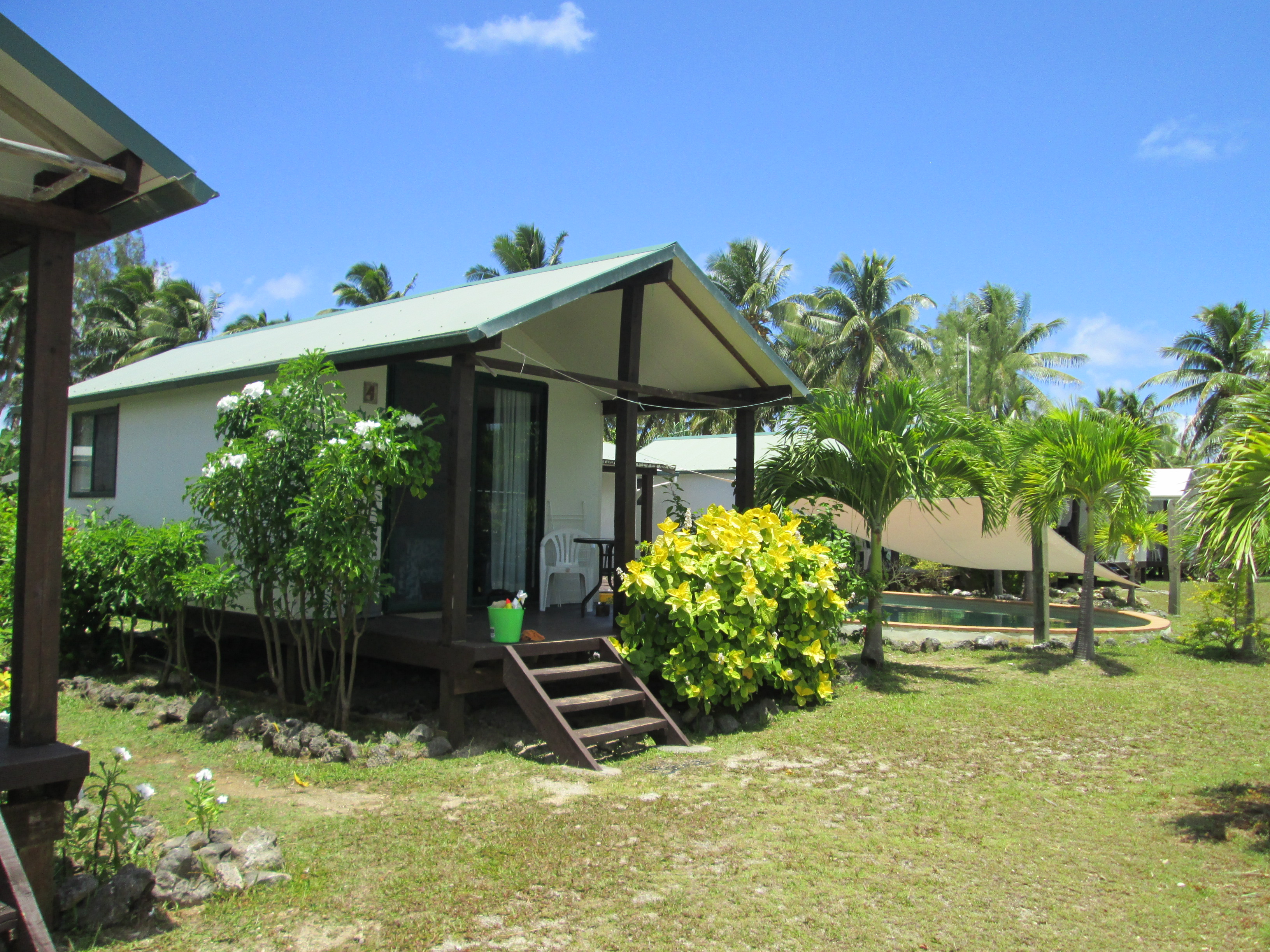 Two bedroom bungalow