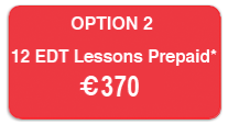 EDT Lesson Prepaid- Option 2