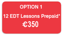 EDT Lesson Prepaid- Option 1