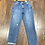 Thumbnail: Vila regular fit cropped jeans
