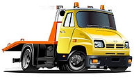 tow truck logo icon, ABC Towings -- 555p