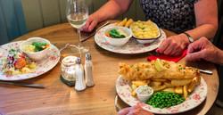 Church House Inn Torver menu
