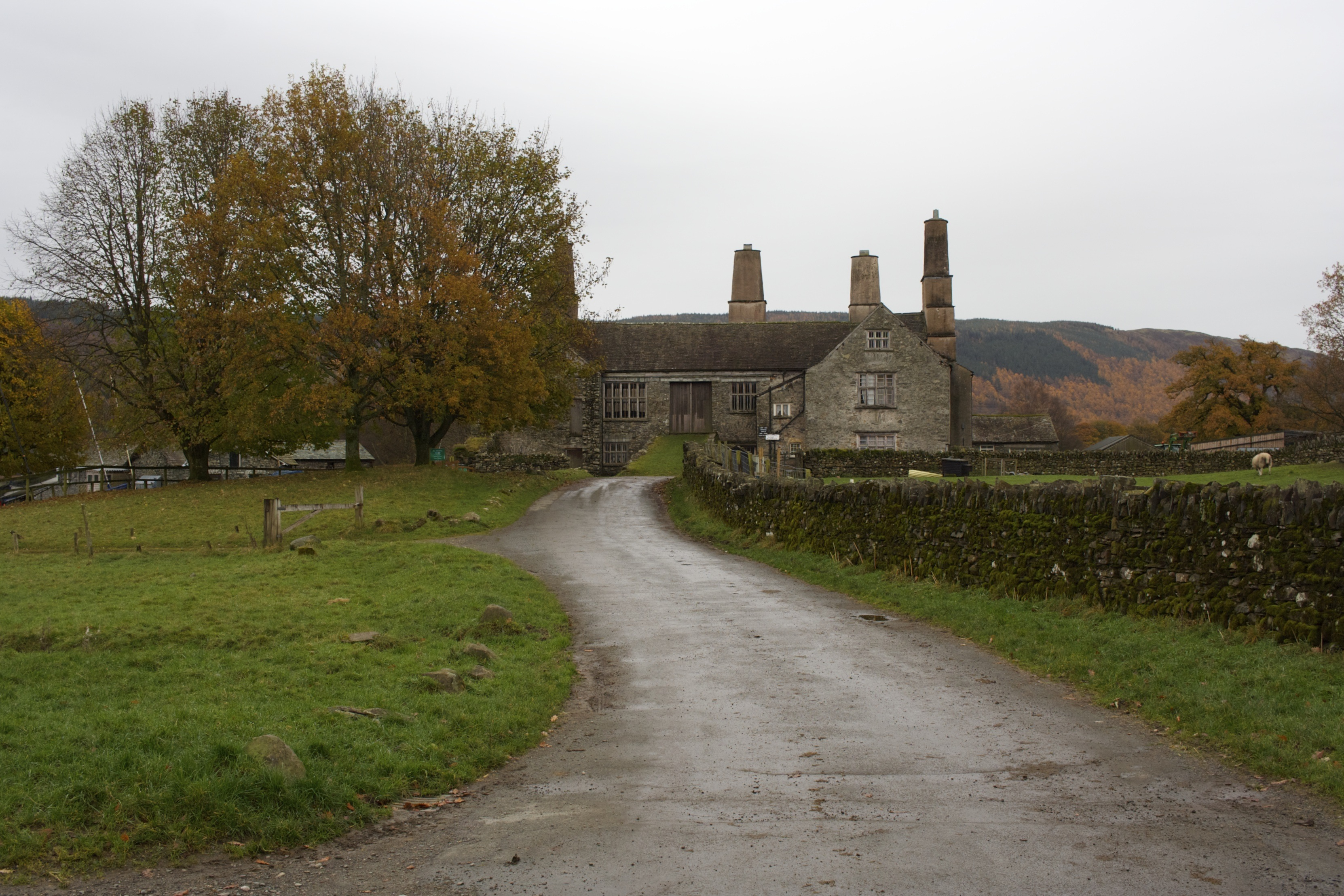 Coniston Hall