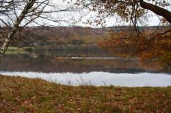 kayak on Coniston water