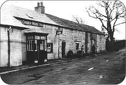 History of The Church House & Torver