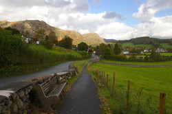 the road to Coniston