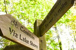 Walk Torver to Coniston