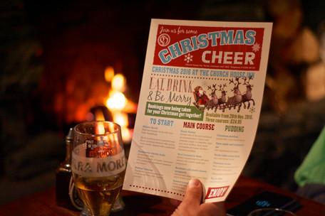 Carols, Cornets & Christmas Cheer 22nd December from 6pm