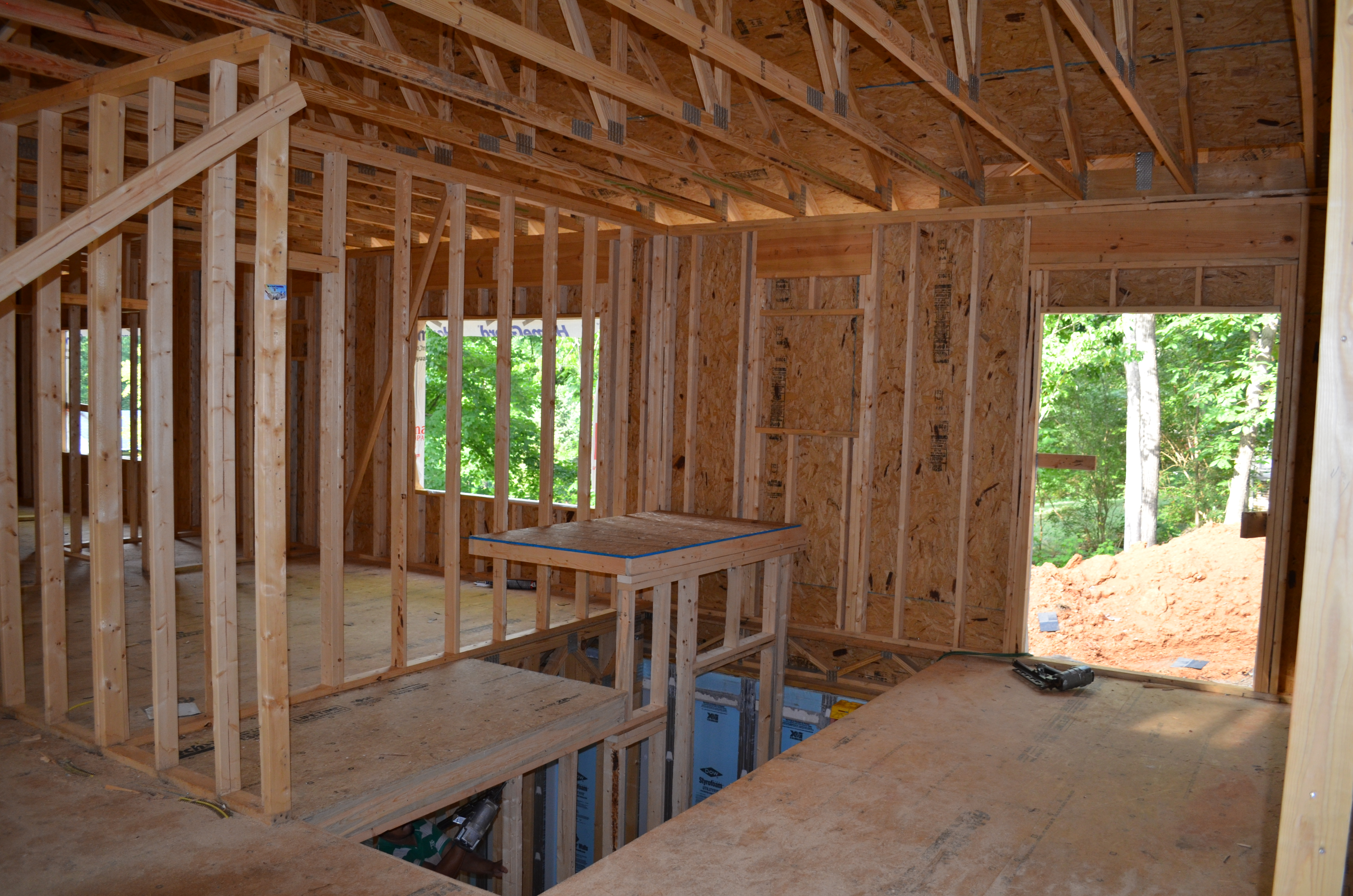 Framing Basement in New Construction