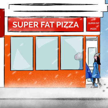 Super Fat Pizza