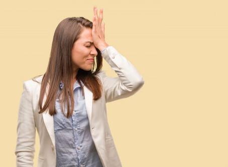 Las dificultades de memoria y atención a menudo son parte de la vida normal