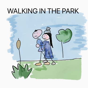 Walking in the Park 1