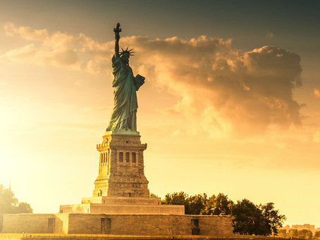 Poema de la Estatua de la Libertad significa lo contrario de lo que piensan