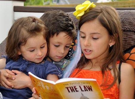 Connor Boyack: Sobre la enseñanza de los niños sobre el libre mercado