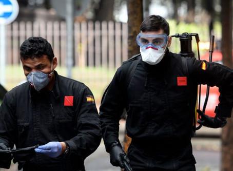 España anuncia mayor número de muertes de ancianos abandonados encontrados 'muertos en sus camas'