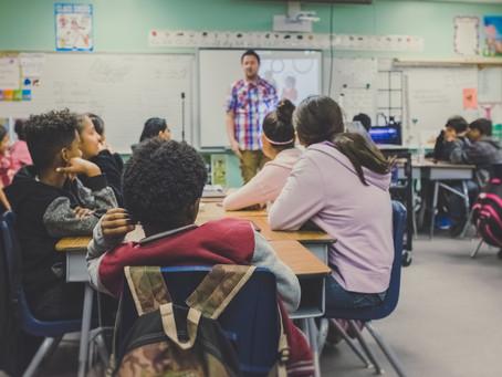 El propósito de la escuela es el adoctrinamiento