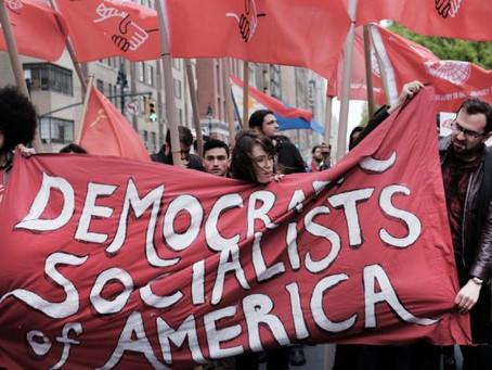 Cómo los socialistas demócratas están ganando el control del Partido Demócrata