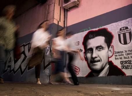 Orwell explica cómo los socialistas alteran el lenguaje para alterar la historia