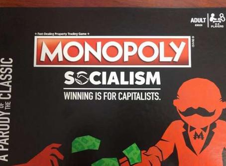 Hasbro tiene un nuevo juego de 'Monopolio: socialismo' y los socialistas no estan contentos