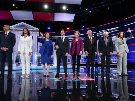 Todos los candidatos presidenciales demócratas respaldan los abortos financiados por los ciudadanos