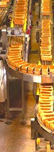 LED Lighting for Food Factory - Bread Li