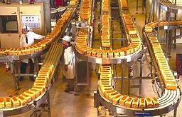 LED Lighting for Bread Lines
