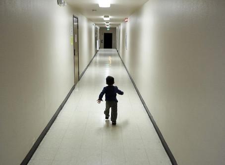 Una operación del DHS descubrió que  'más de 600 niños' son 'reciclados' por traficantes fronterizos
