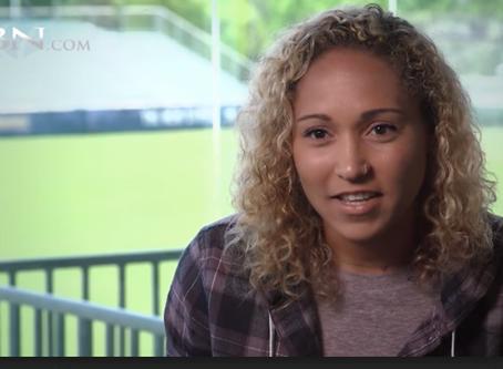 El equipo femenino de fútbol de Estados Unidos rechaza una jugadora cristiana