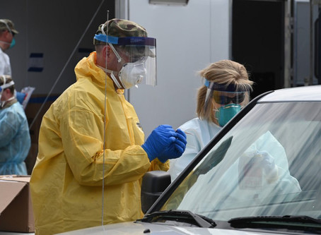 Laboratorios de Florida informaron incorrectamente tasa de positividad de 100% las pruebas de Covid