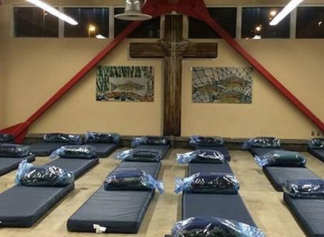 Refugio cristiano para personas sin hogar no se verá obligado a colocar hombres en el área de mujere