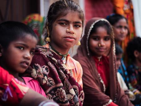 India: niña 11 sorda golpeada, abandonada por la familia por su cristiana se niega a negar a Cristo