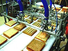 LED Lighting for Sandwich Factory Lines