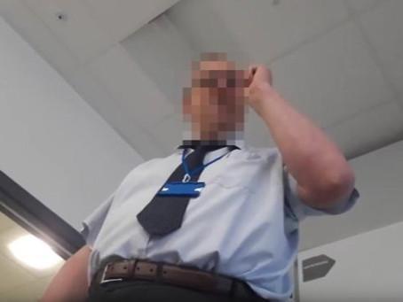 Un joven de 17 años que grabó un video donde le dijo a la maestra que solo hay 'dos géneros'