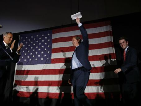 Republicanos barren las elecciones especiales de la Cámara de Representantes en Carolina del Norte