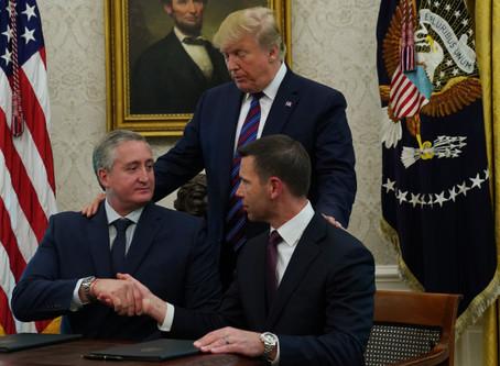 Se espera que Honduras y El Salvador como Guatemala y México hagan tratos de  inmigración con Trump
