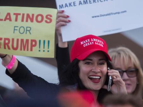 Cuentas suspendidas, latinos de Trump acusan a Twitter de prejuicio político