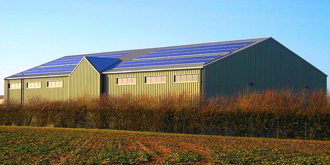 Warehouse LED Norwich